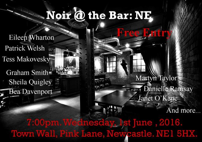 Noir at the Bar NE