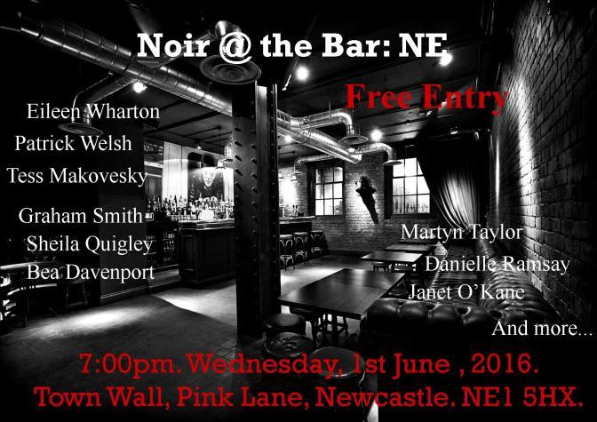 Noir at the Bar NE