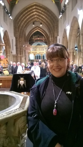 JCW in Leicester Cathedral.jpg