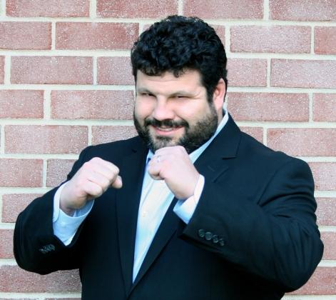 Thomas Pluck boxer author photo