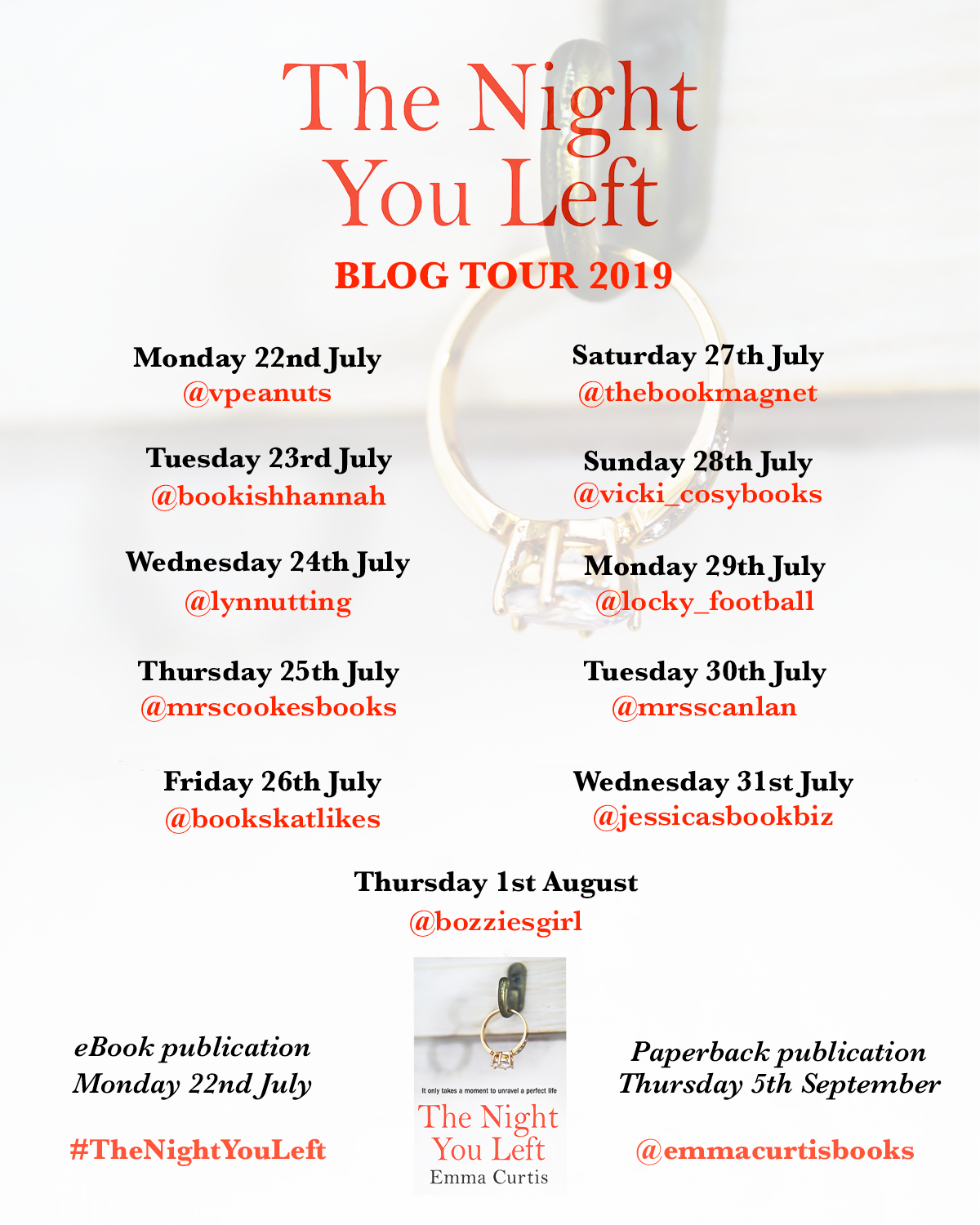 The Night You Left blog tour banner.png